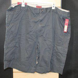 Men's Gray Cargo Shorts